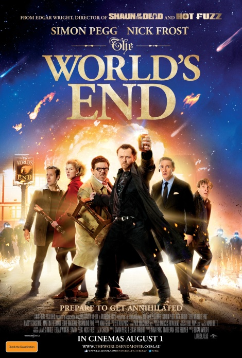 The Worlds End Movie